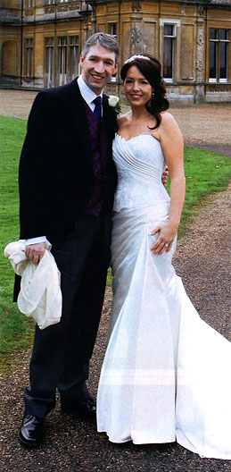 Highclere castle wedding celebrity pictures