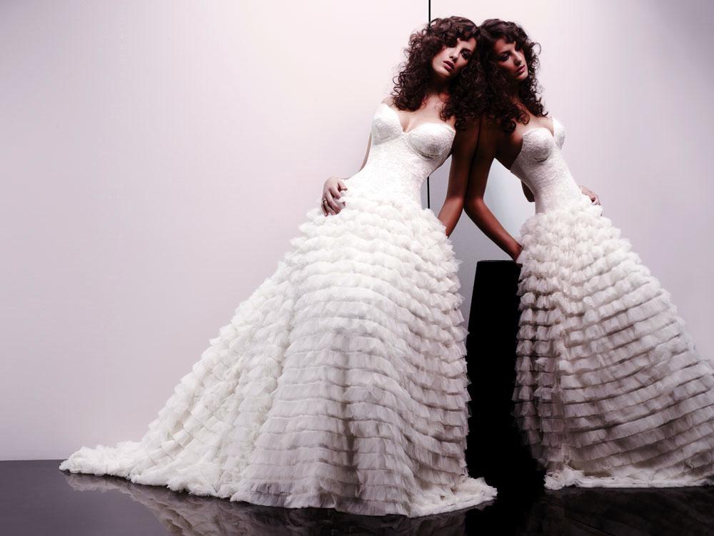 Suzanne Neville - Bridal Gowns - Antoinette