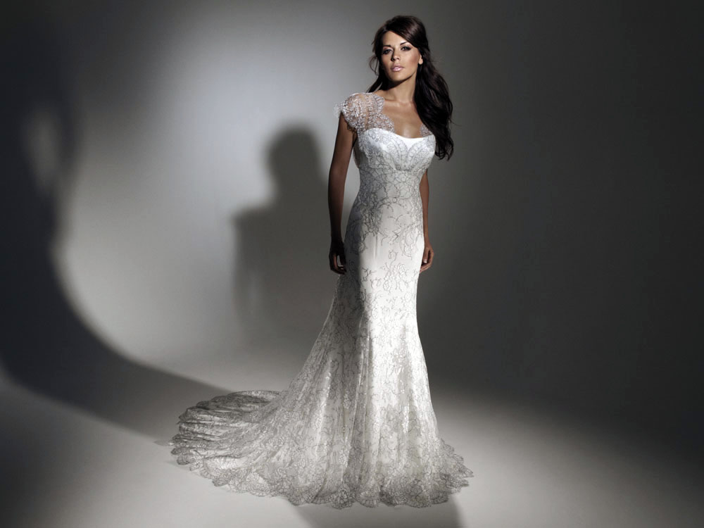 Bridal gowns by suzanne neville for Image of wedding dresses