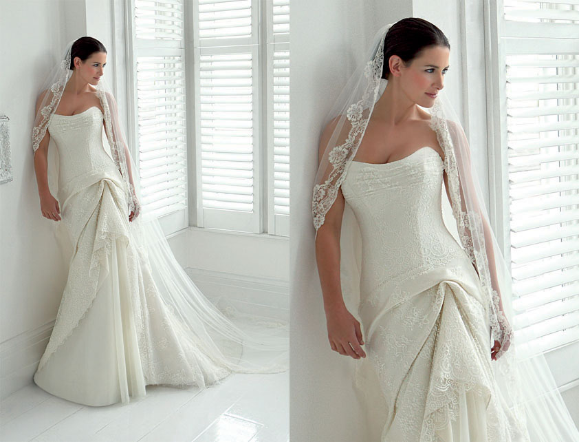 Suzanne Neville | L'amour Collection 2011 Designer Bridal Gowns - Amore
