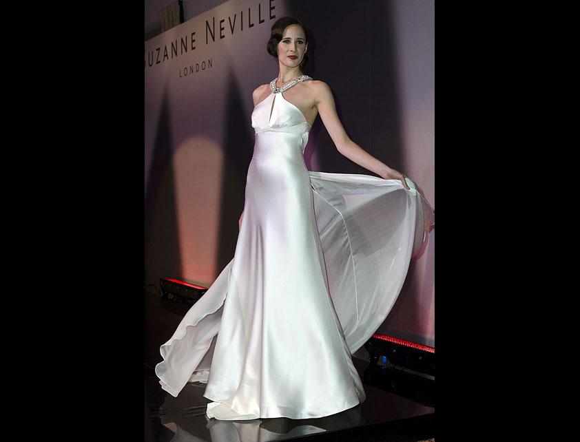 Catwalk Runways | Nostalgia 2012 Designer Bridal Gowns | Bardot by Suzanne Neville