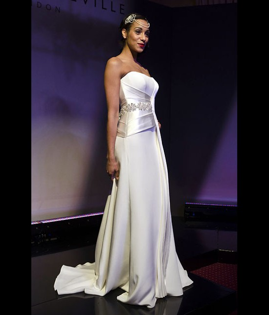 Catwalk Runways | Nostalgia 2012 Designer Bridal Gowns | DeHavilland by Suzanne Neville
