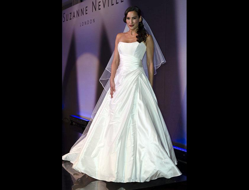 Catwalk Runways | Nostalgia 2012 Designer Bridal Gowns | Image by Suzanne Neville