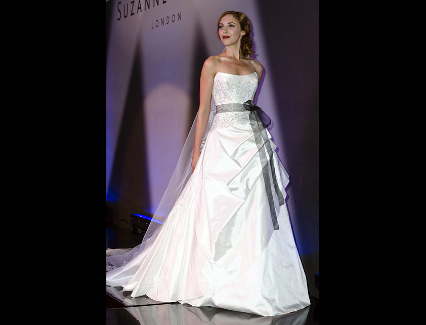Catwalk Runways | Nostalgia 2012 Designer Bridal Gowns | La Verite by Suzanne Neville