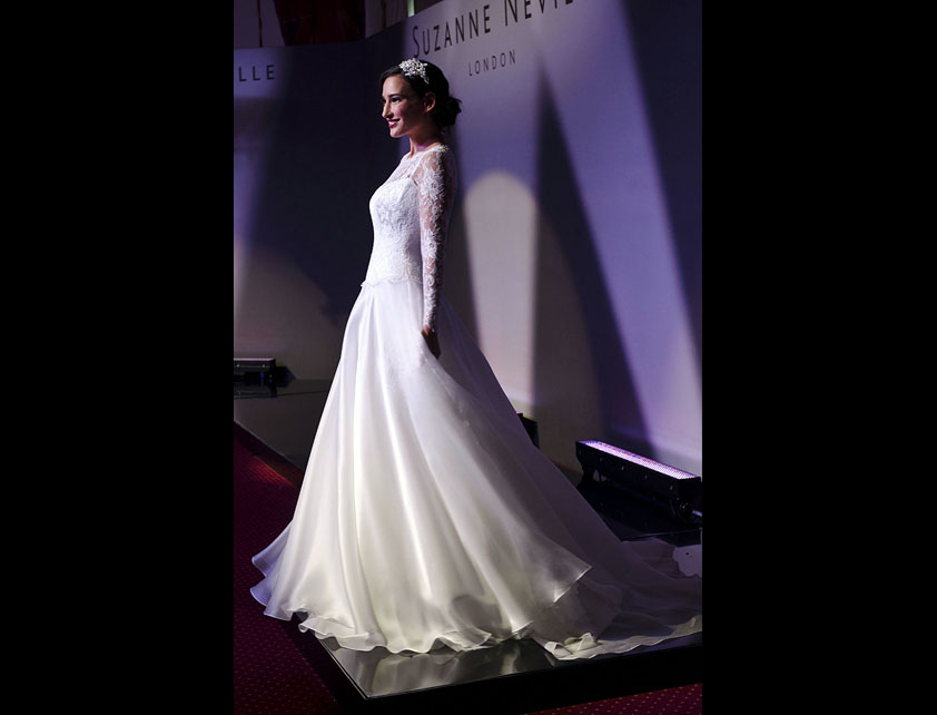 Catwalk Runways | Nostalgia 2012 Designer Bridal Gowns | Leading Lady by Suzanne Neville
