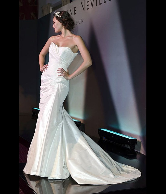 Catwalk Runways | Nostalgia 2012 Designer Bridal Gowns | Moment by Suzanne Neville
