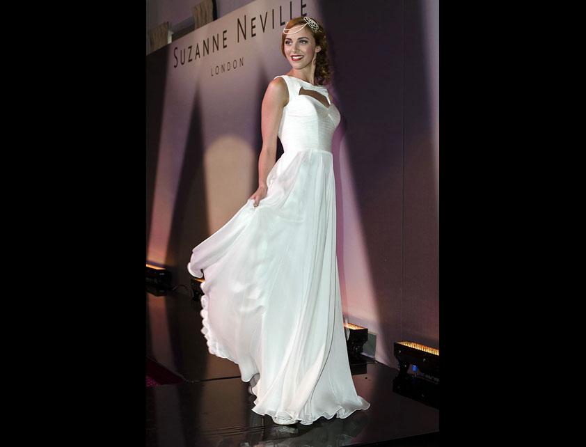 Catwalk Runways | Nostalgia 2012 Designer Bridal Gowns | O'Hara by Suzanne Neville