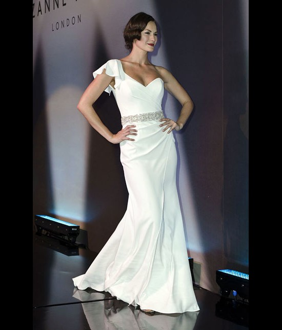 Catwalk Runways | Nostalgia 2012 Designer Bridal Gowns | Spellbound by Suzanne Neville