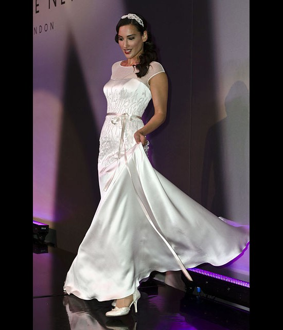 Catwalk Runways | Nostalgia 2012 Designer Bridal Gowns | Ursula by Suzanne Neville