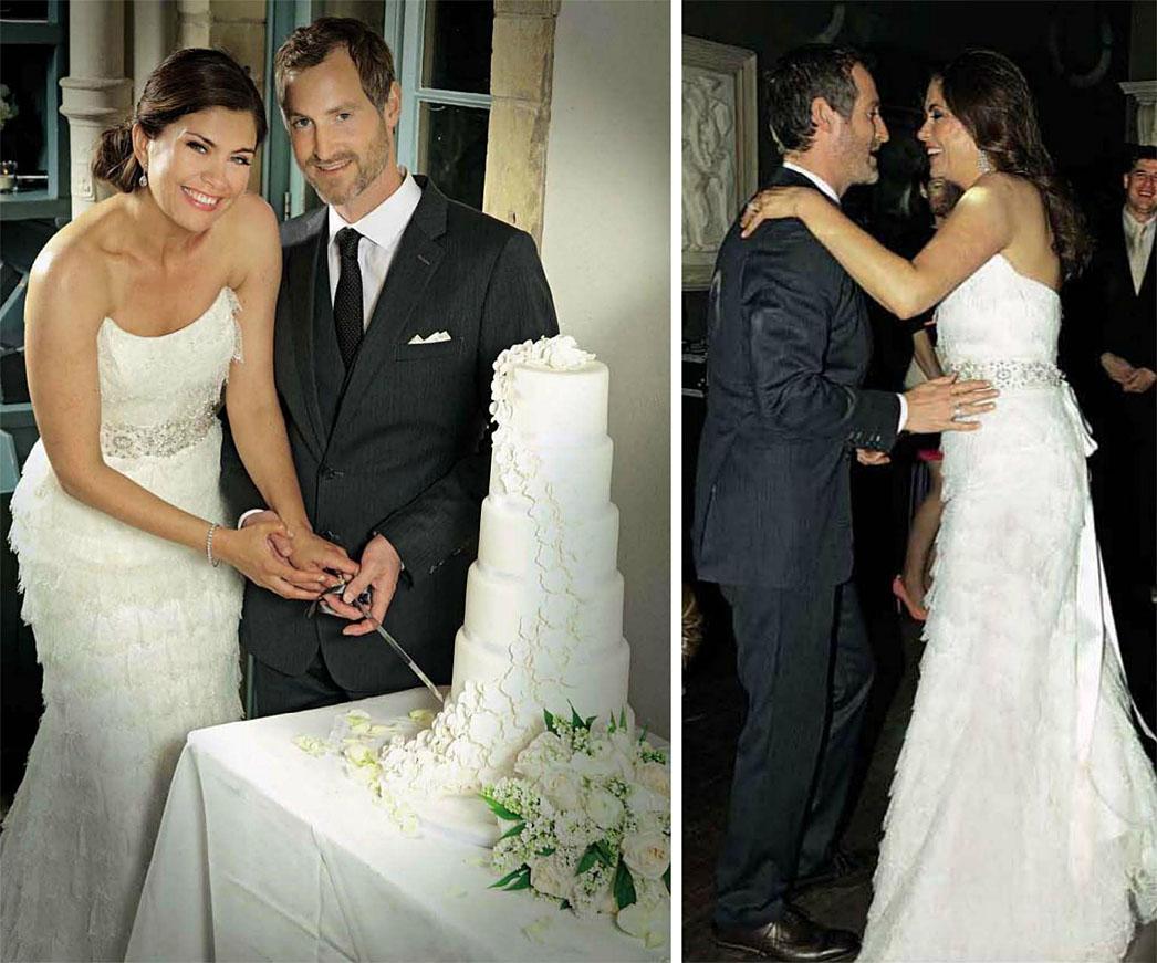Amanda cromer wedding