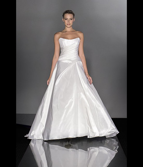 designer wedding dresses - gorgeous - diamond collection 2013 - catwalk by Suzanne Neville