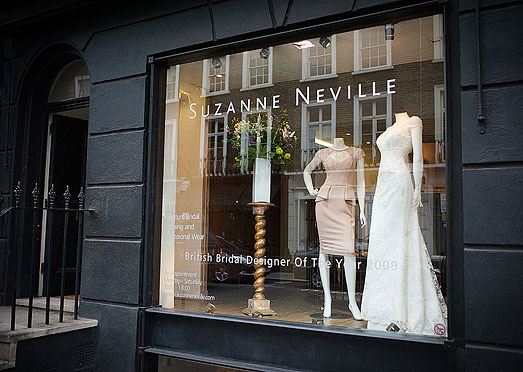 Showroom Knightsbridge London Suzanne Neville