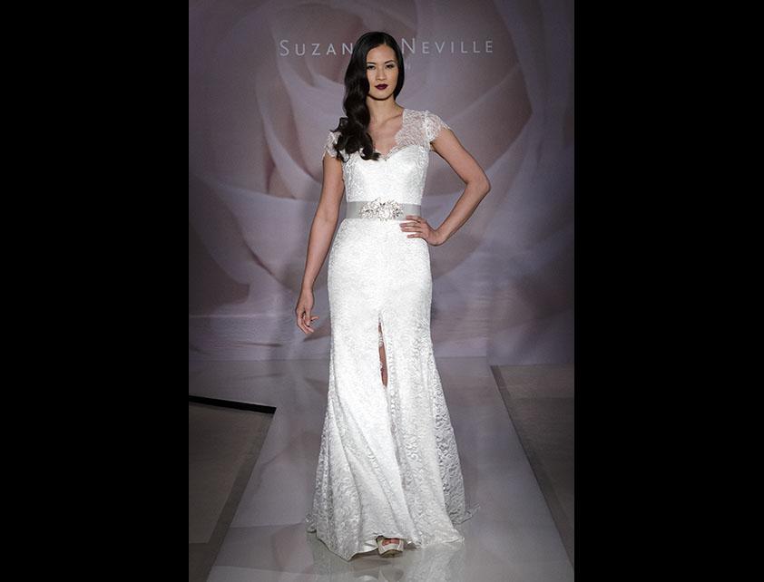 Champenoise   Vintage Rose Collection 2014   Designer Wedding Dresses