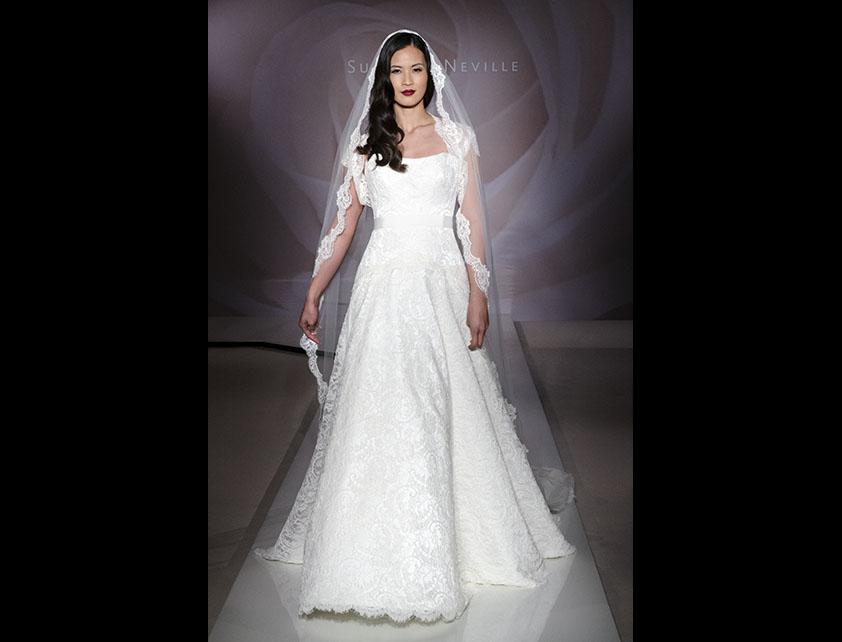 Classique   Vintage Rose Collection 2014   Designer Wedding Dresses