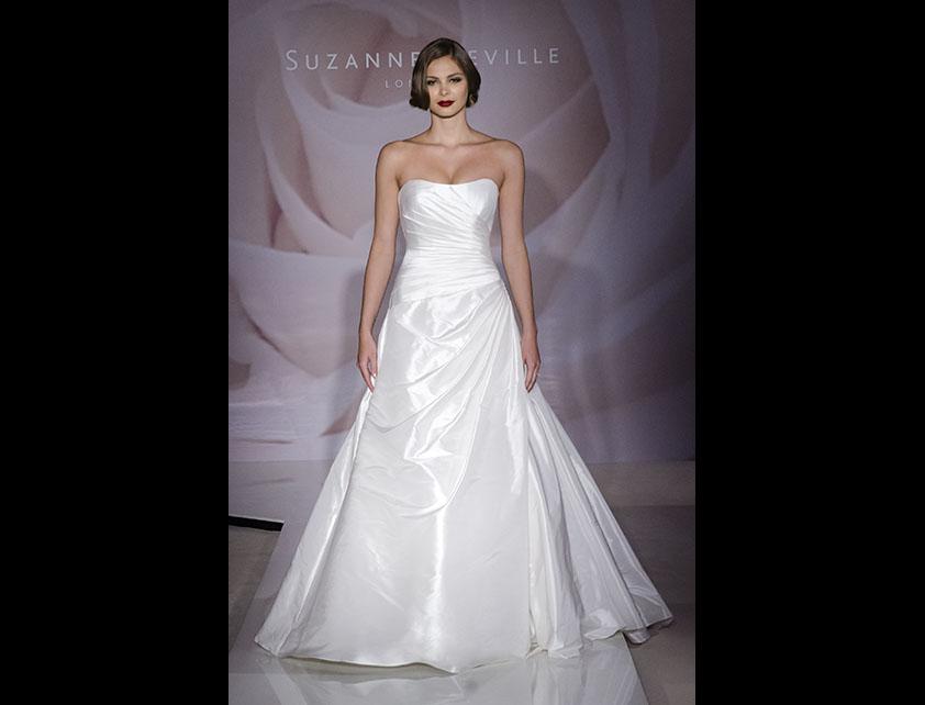 Cristalline   Vintage Rose Collection 2014   Designer Wedding Dresses
