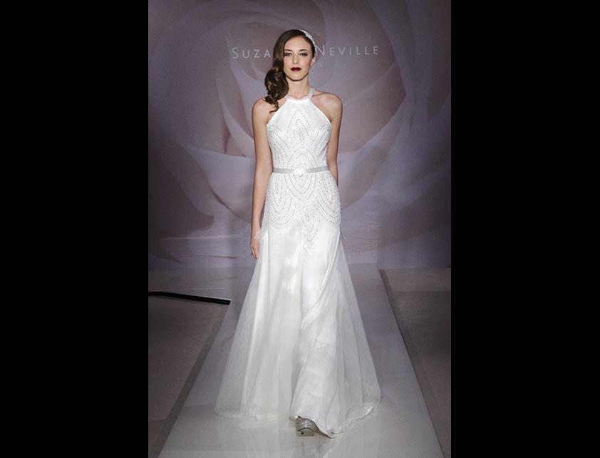 Deco   Vintage Rose Collection 2014   Designer Wedding Dresses