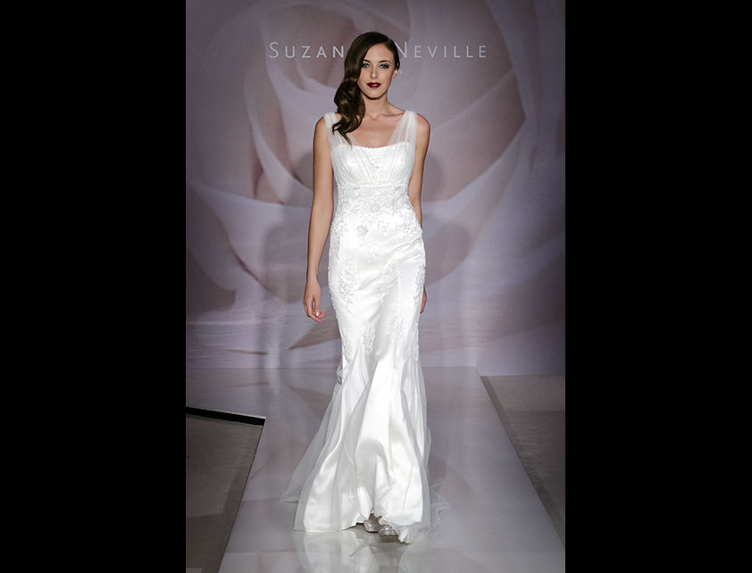 Entwined | Vintage Rose Collection 2014 | Designer Wedding Dresses