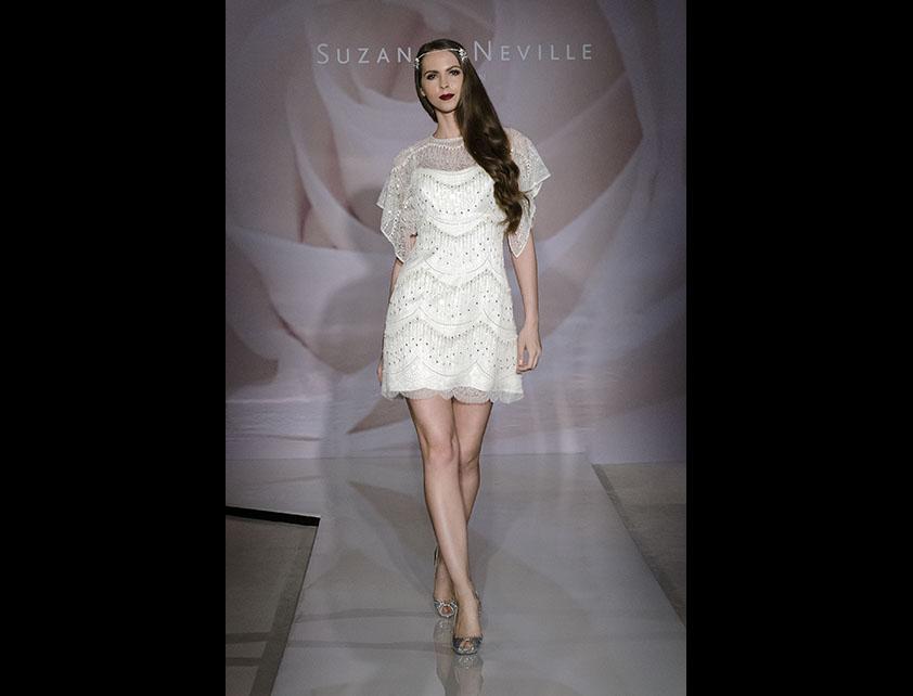 Gatsby   Vintage Rose Collection 2014   Designer Wedding Dresses