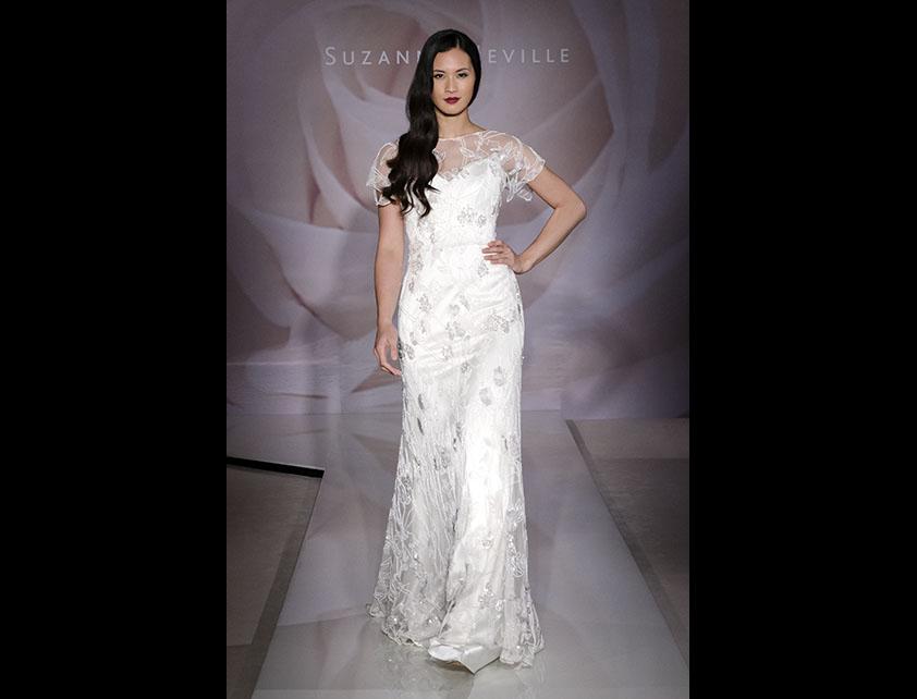 Honesty   Vintage Rose Collection 2014   Designer Wedding Dresses