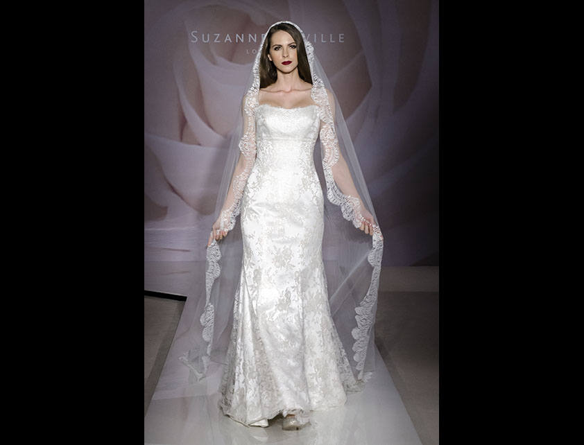 Misty   Vintage Rose Collection 2014   Designer Wedding Dresses