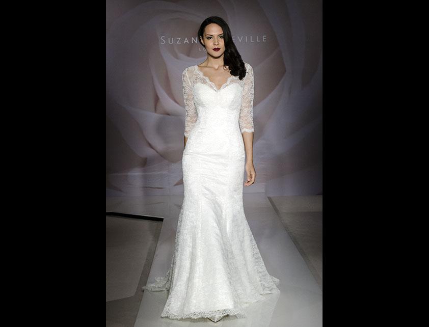 Willow   Vintage Rose Collection 2014   Designer Wedding Dresses