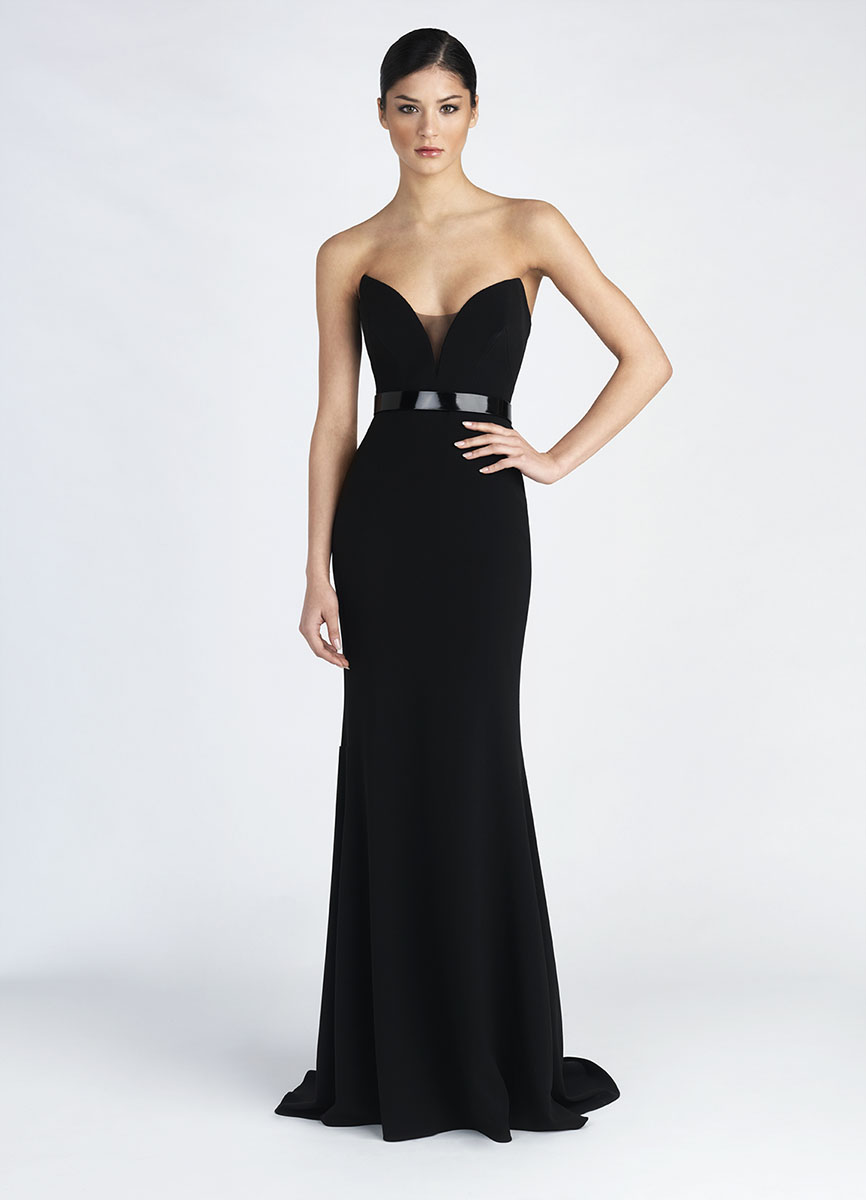Evening Wear | Black Party Dresses