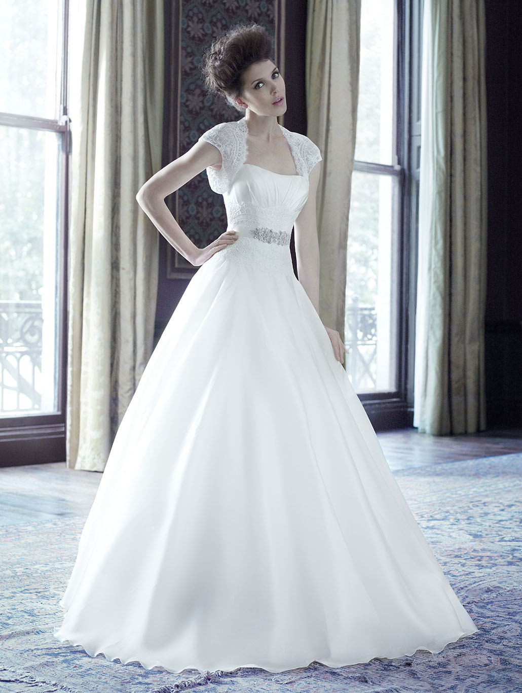 Paradise | Diamond Collection 2013 | designer wedding dresses by Suzanne Neville
