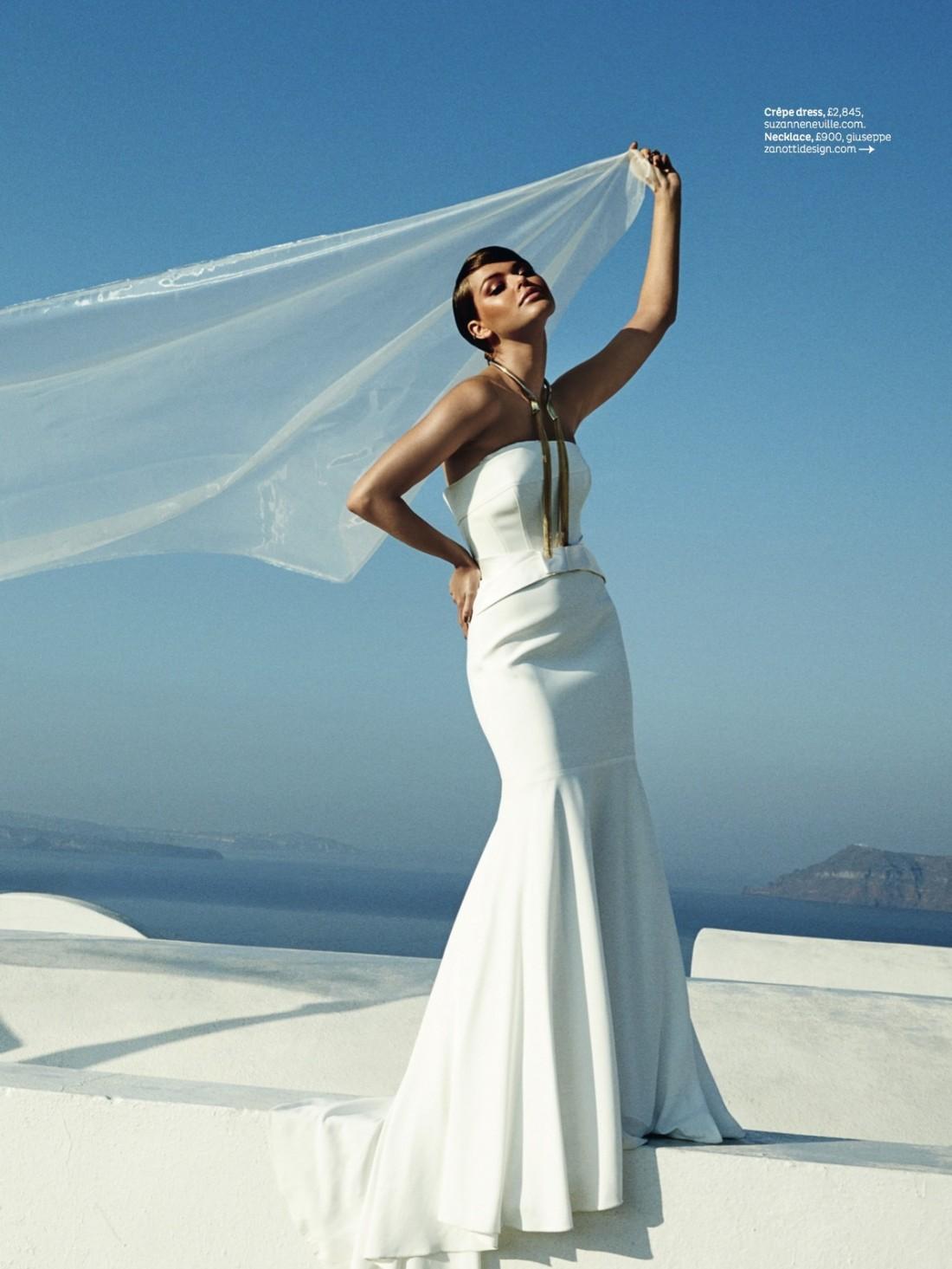 BRIDES Magazine - New Wave Glamour