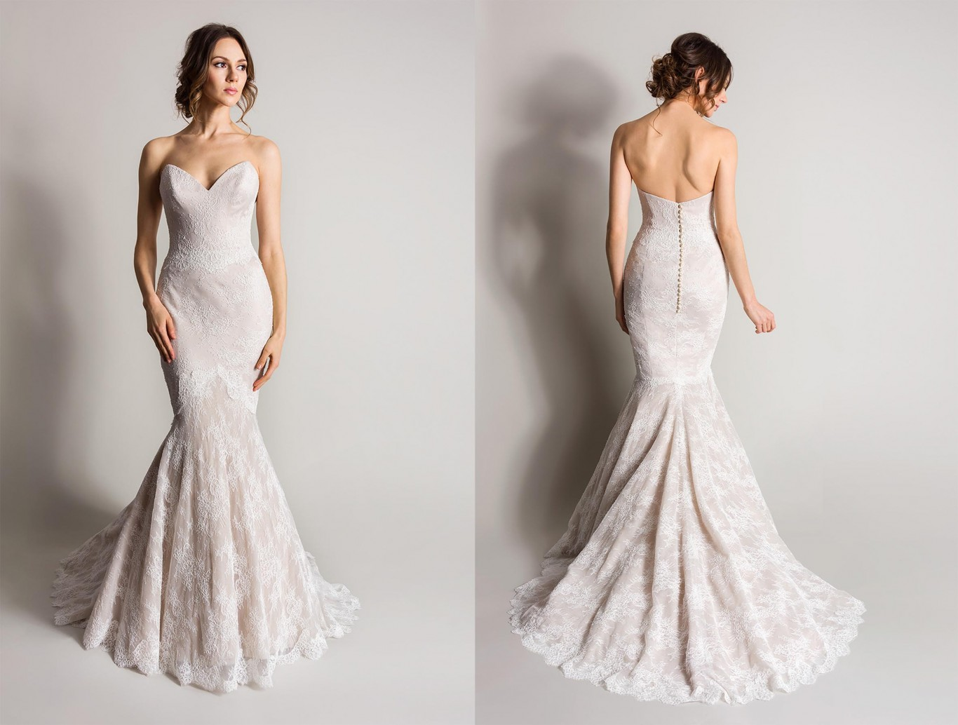 Champagne wedding dresses in depth article by suzanne for Wedding dresses for bridesmaid