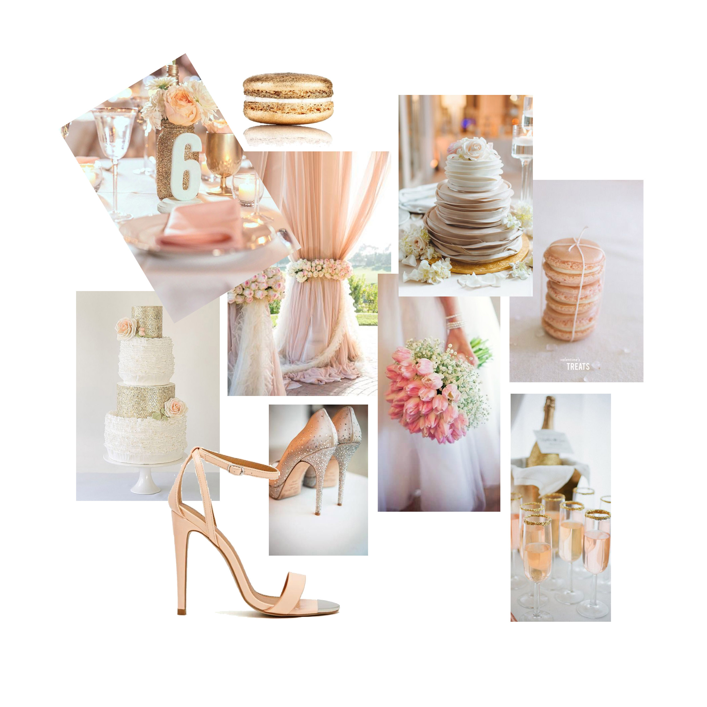 Awesome Images Of Champagne Wedding Colors Schemes - Best Home Plans ...