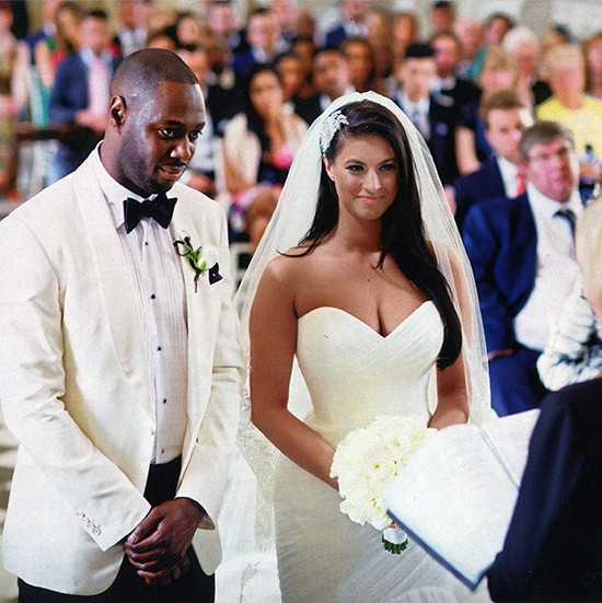 Magazine Ledley King And New Wife Amy Kavanagh