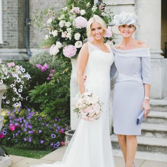 Suzanne Neville Real bride