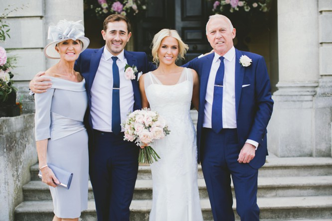 The Bridal Collection Real Bride: Joanna & Carol