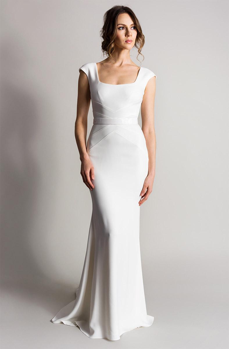 Calla | Songbird Lookbook 2016 designer wedding dresses