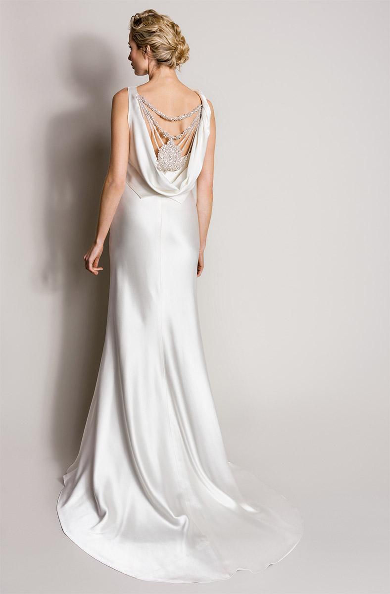 Duet | Songbird Lookbook 2016 designer wedding dresses