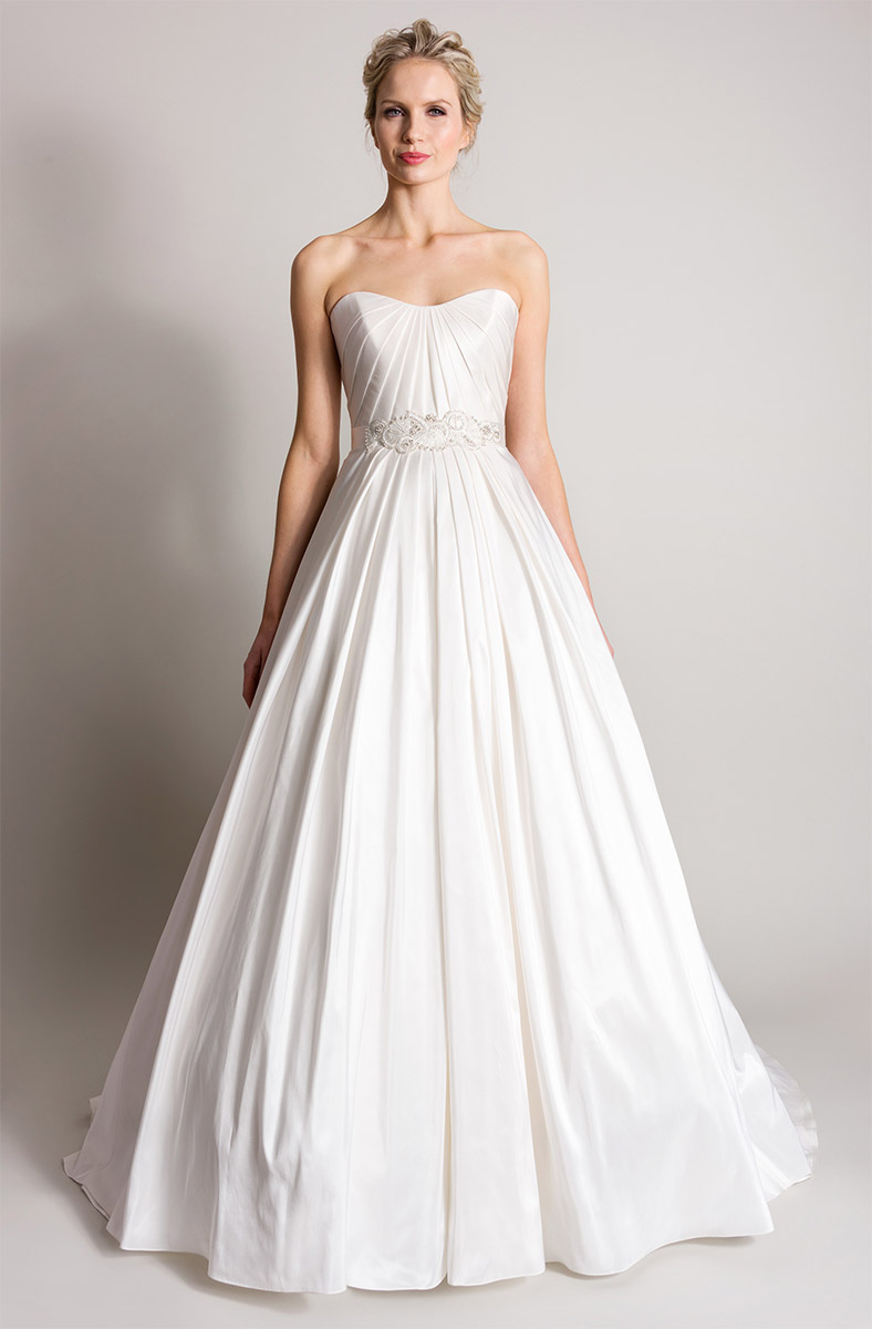 Elsie | Songbird Lookbook 2016 designer wedding dresses