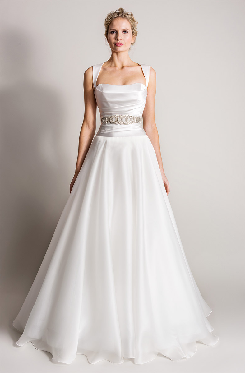 Jasmine | Songbird Lookbook 2016 designer wedding dresses