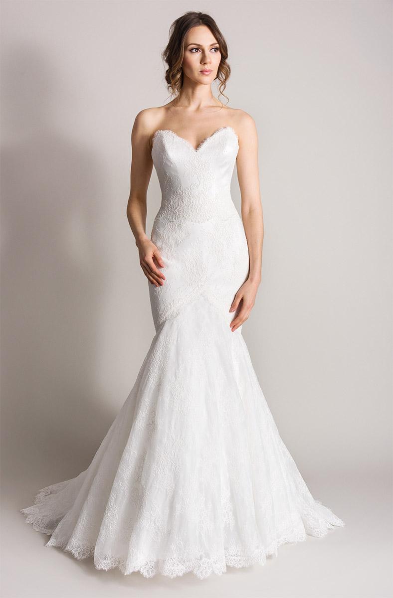 Juniper Ivory | Songbird Lookbook 2016 designer wedding dresses