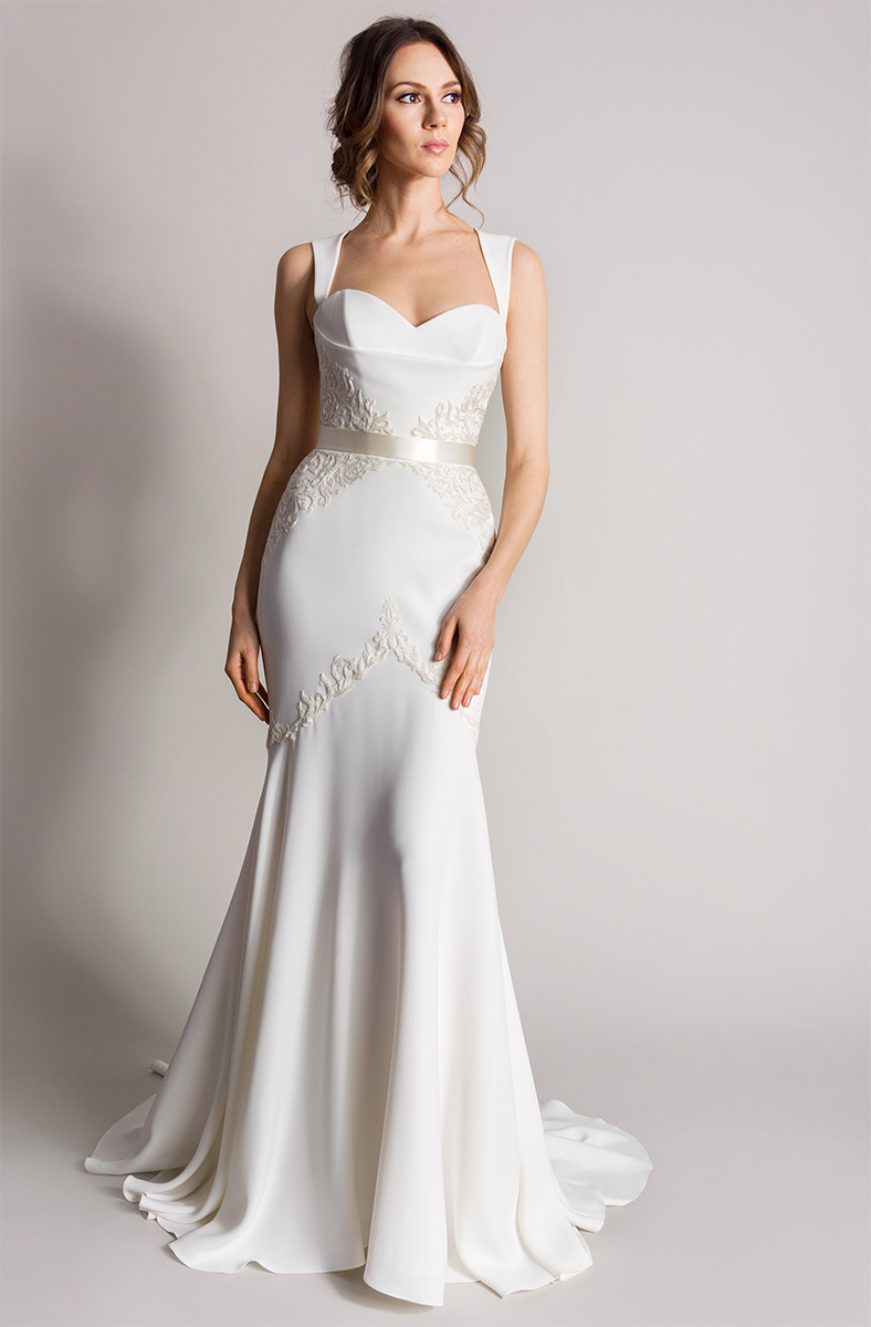 Couture Wedding Dresses Brigg : Rosabella songbird lookbook designer wedding dresses