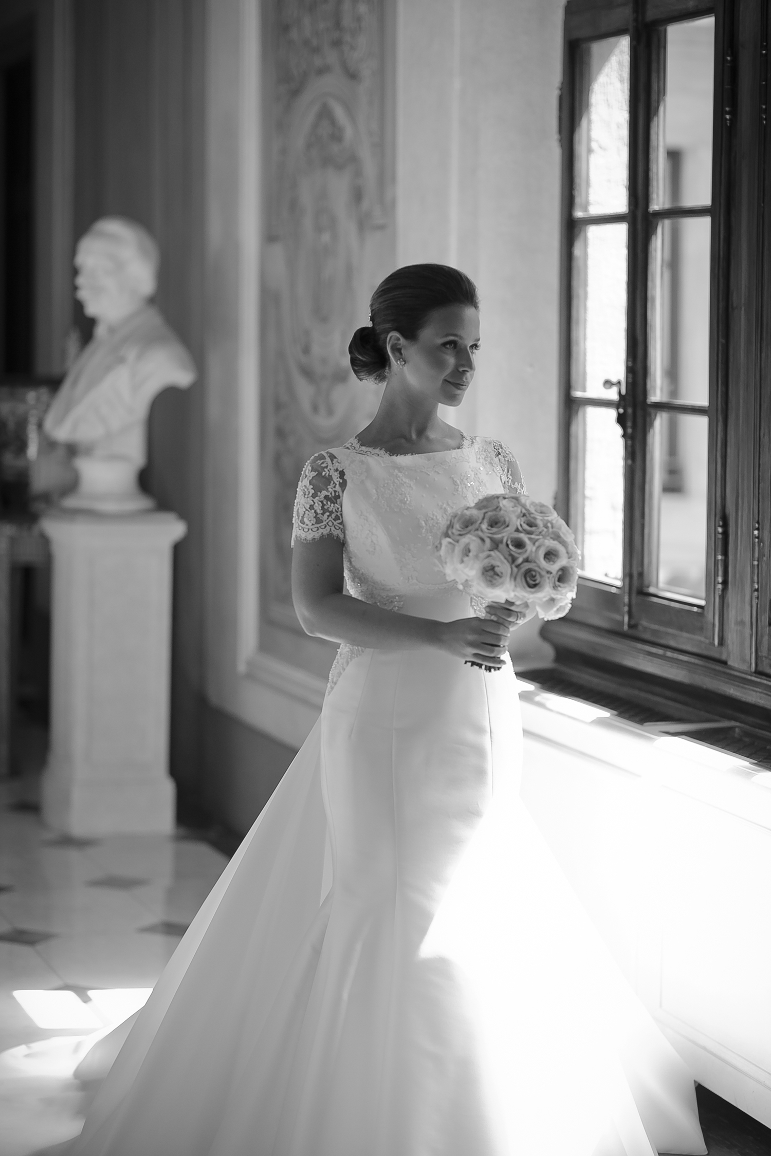 Real Bride: Olivia Gold - Suzanne Neville