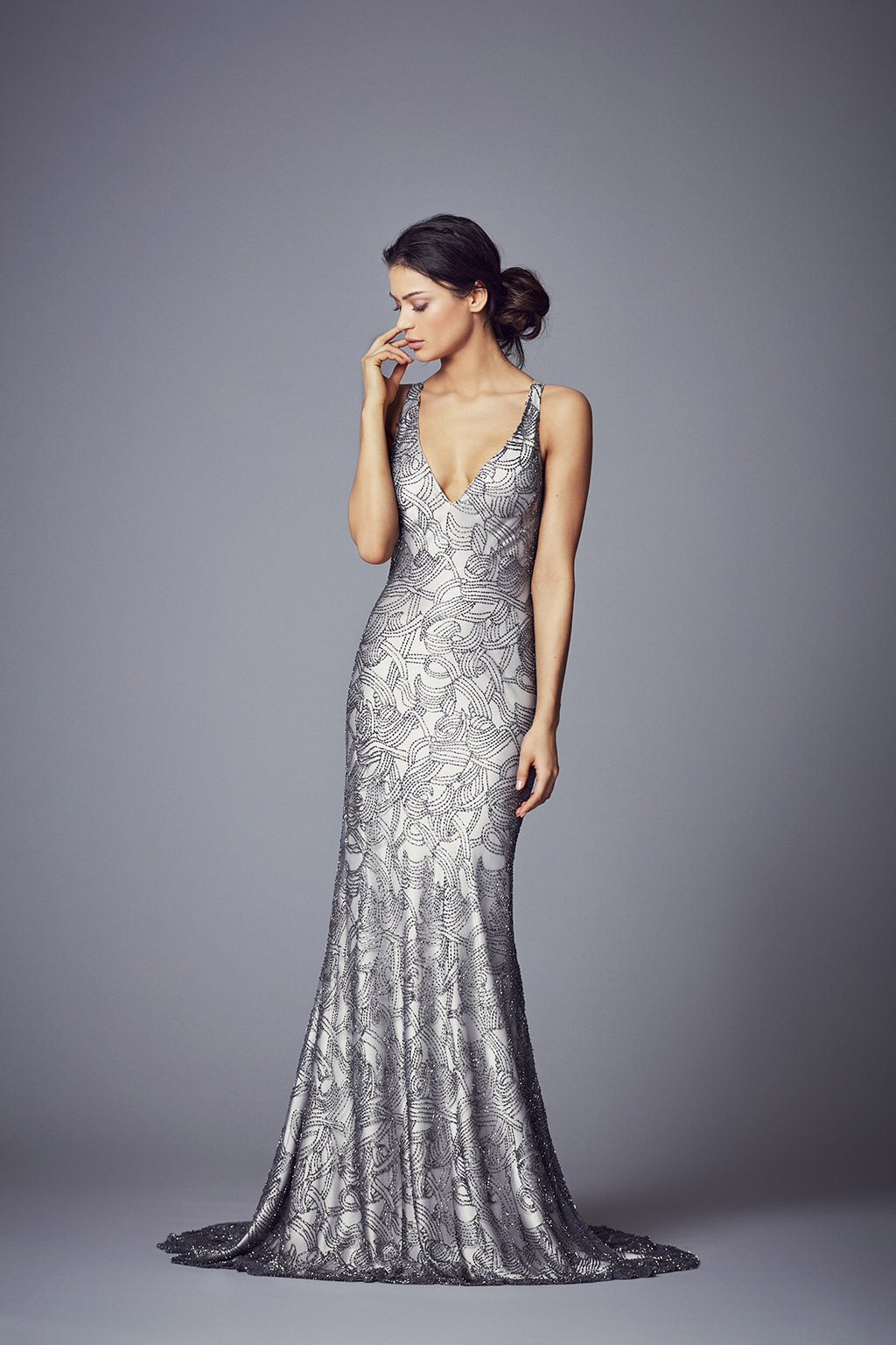 Adriana Evening Wear Collection 2017 By Suzanne Neville