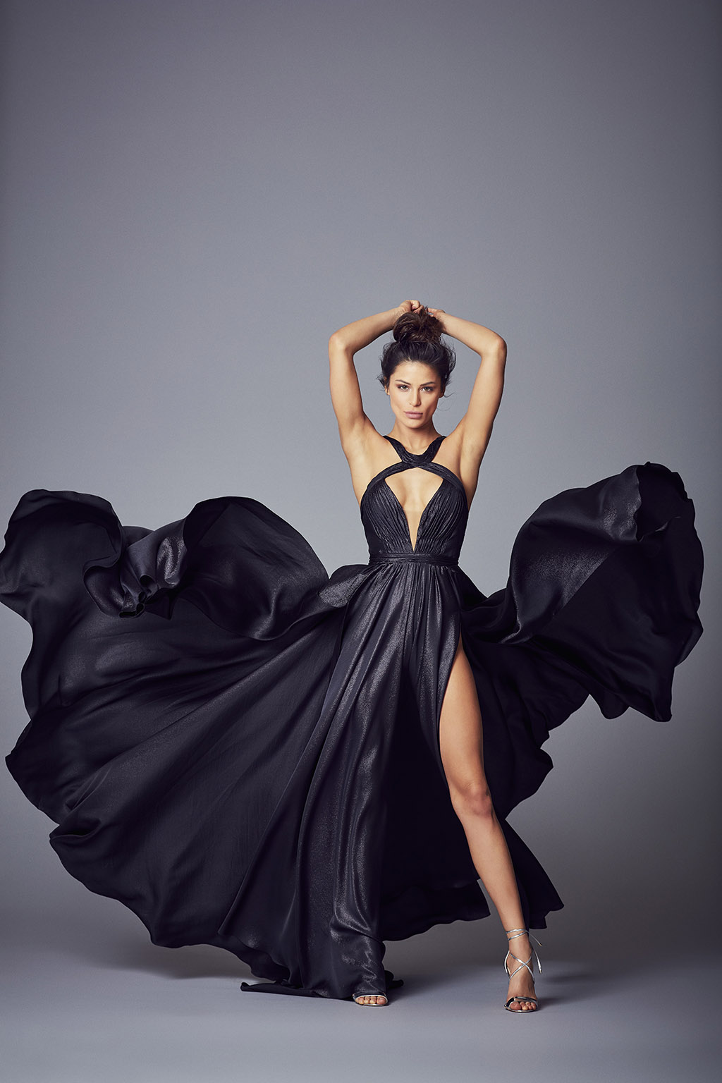 Evening Gown Couture Fashion Photography