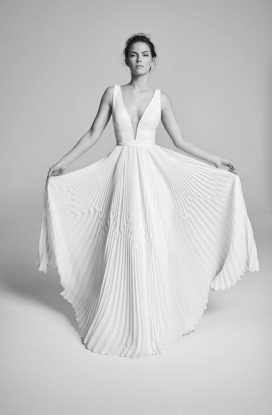 Elena | Wedding Dresses UK | Belle Epoque Collection 2018