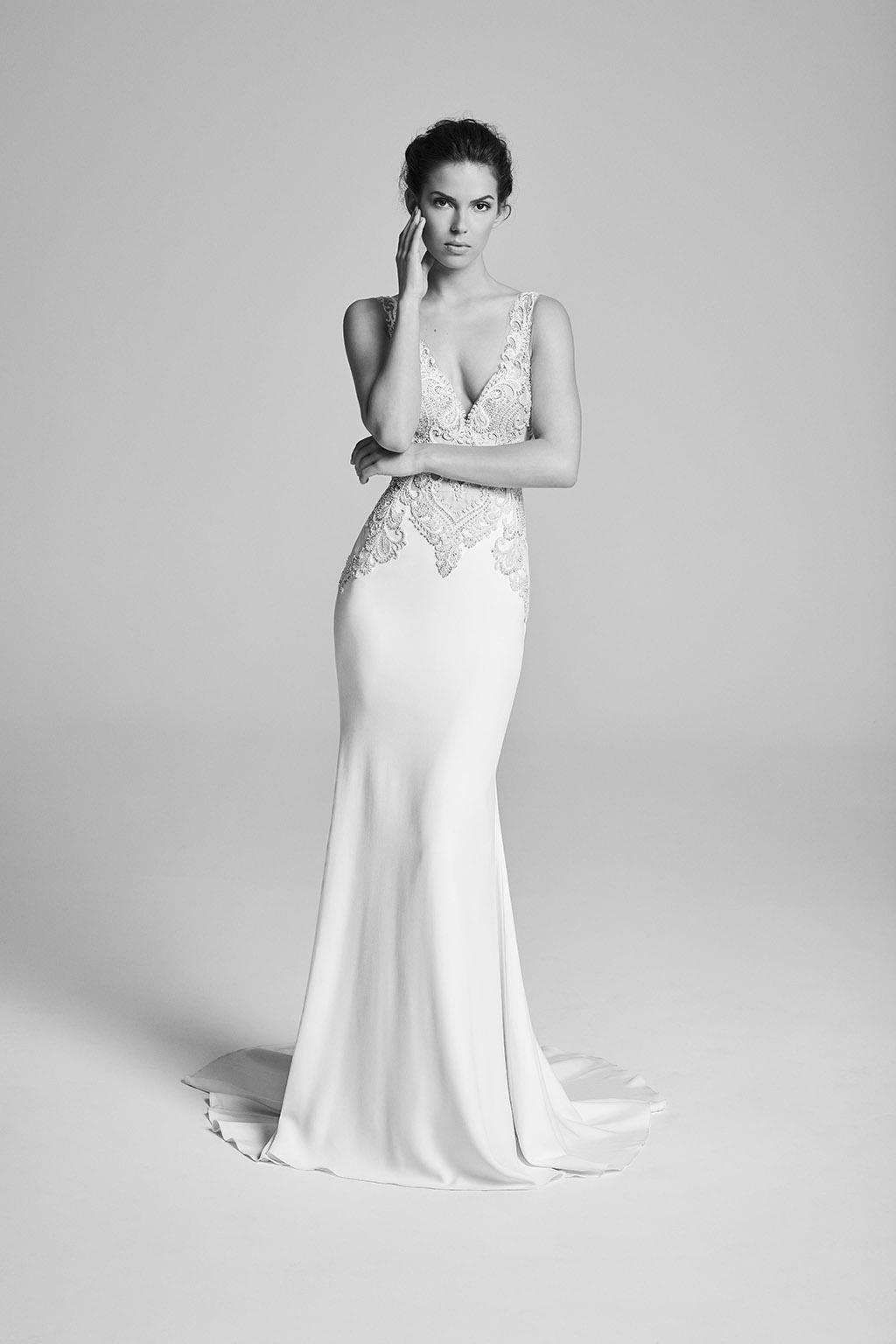 Theia   Wedding Dresses UK   Belle Epoque Collection 2018