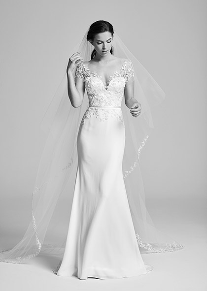 Designer Wedding Dresses & Couture Bridal UK | Suzanne Neville