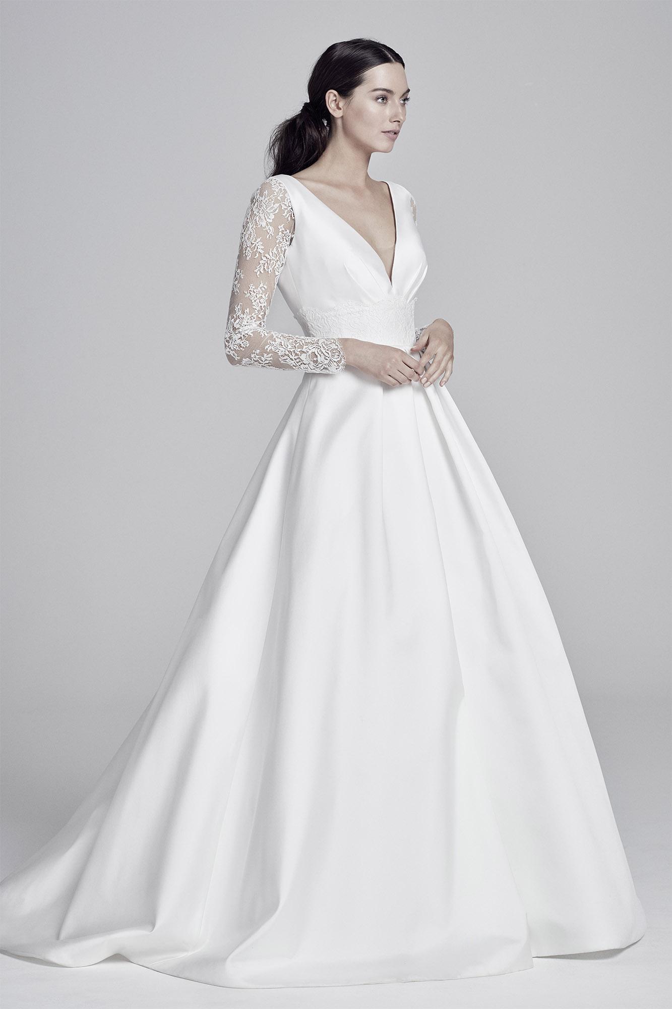 Beatrix | Lookbook Collection 2019 | designer wedding dresses by Suzanne Neville
