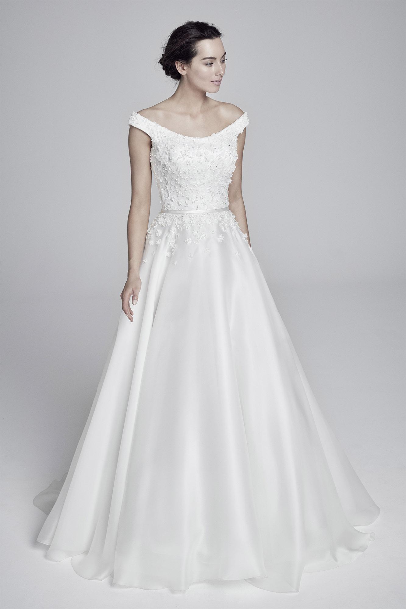 Floriana | Lookbook Collection 2019 | designer wedding dresses by Suzanne Neville