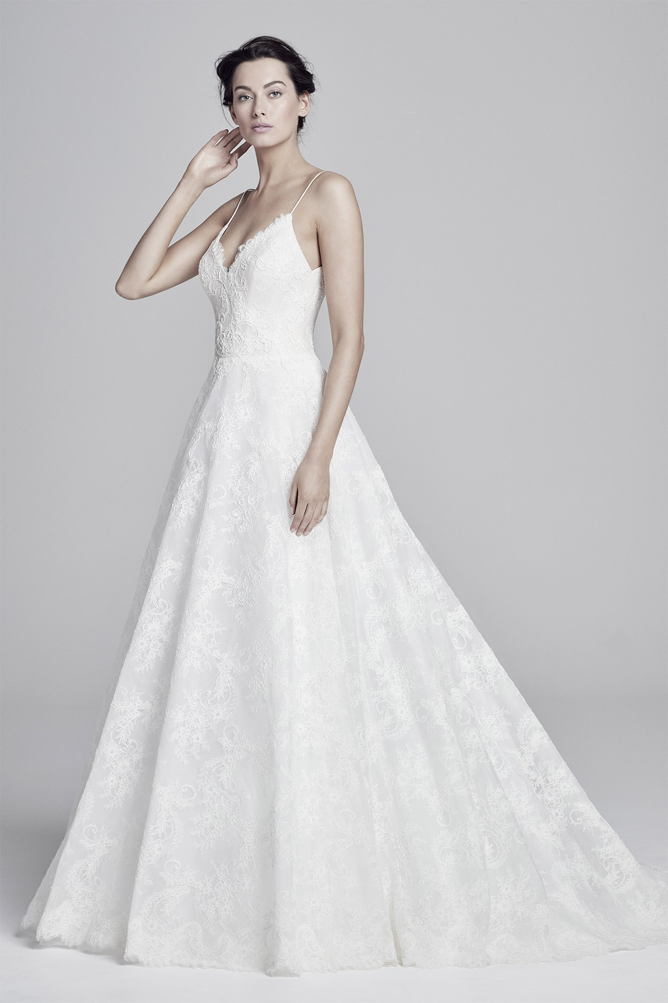 Harlow | Lookbook Collection 2019 | designer wedding dresses by Suzanne Neville