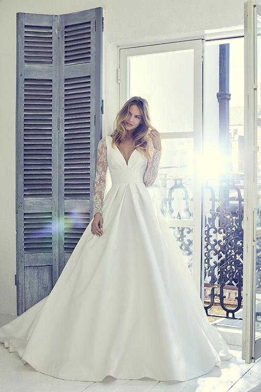 Beatrix - Collections 2019 | wedding dresses uk | Suzanne Neville