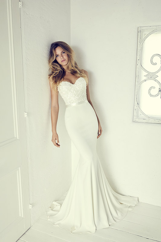 Bronte - Collections 2019 | wedding dresses uk | Suzanne Neville